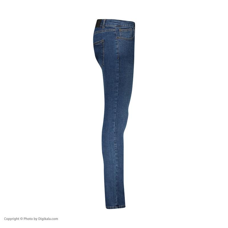 شلوار جین مردانه آر ان اس مدل 133033-77