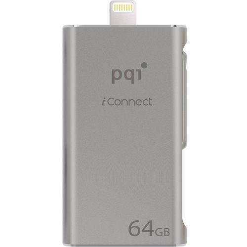 فلش مموری پی کیو آی مدل iConnect ظرفیت 16 گیگابایت