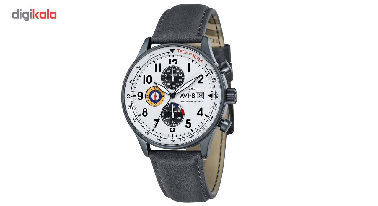 خرید ساعت مچی عقربه ای مردانه ای وی-8 مدل AV-4011-0B