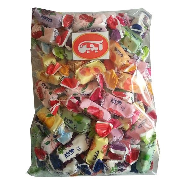 تافی میوه ای مخلوط آیدین - 500 گرم
