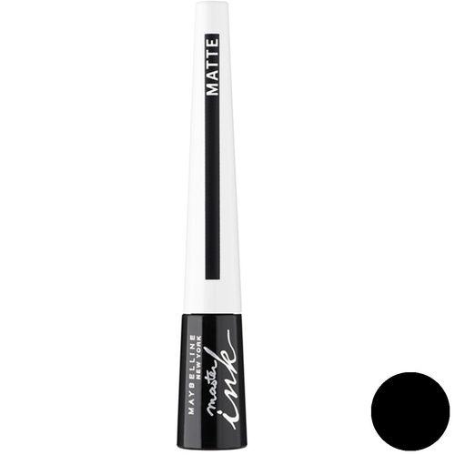 خط چشم مایع میبلین سری Matt مدل Master Ink