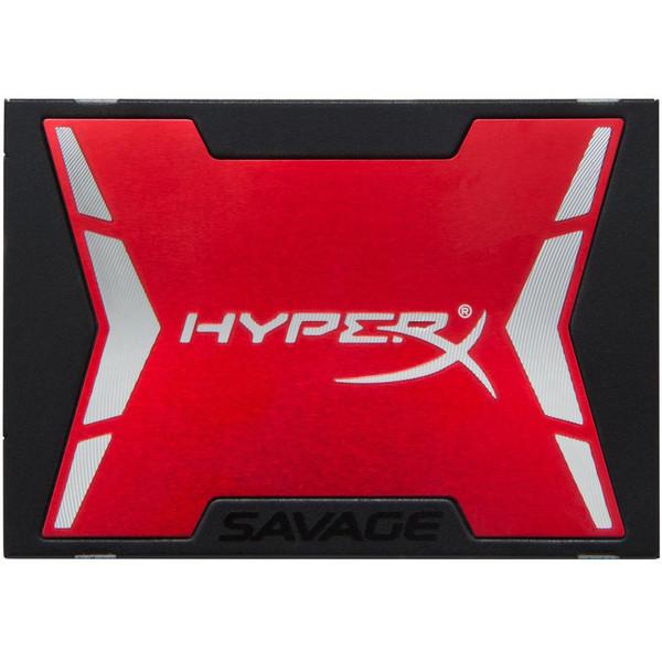 حافظه SSD کینگستون مدل HyperX Savage ظرفیت 120 گیگابایت