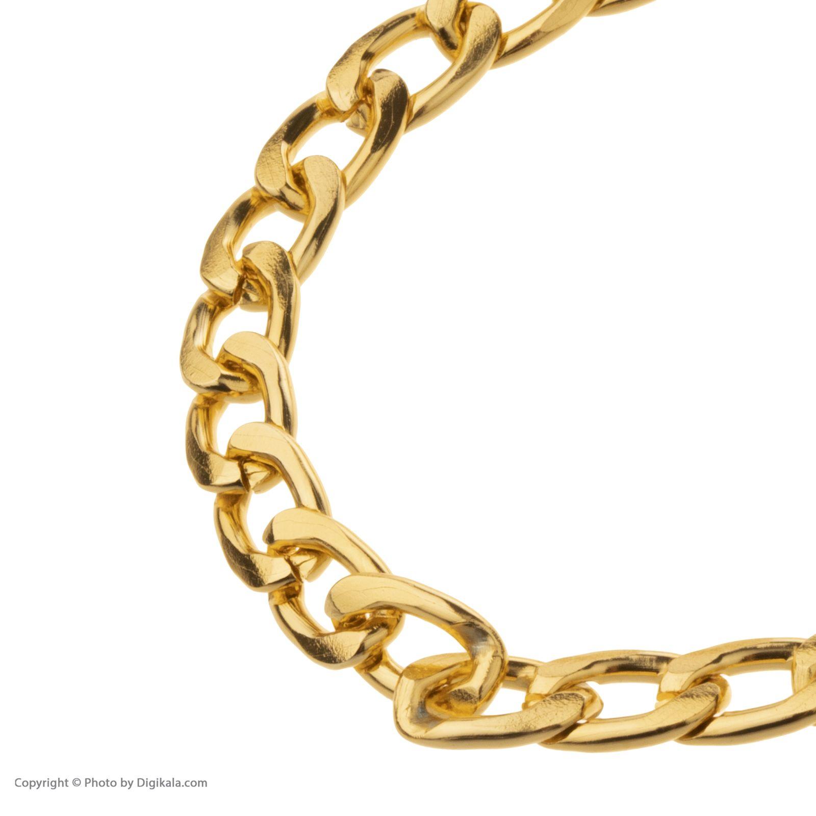 دستبند زنانه آیینه رنگی کد KR020 -  - 4