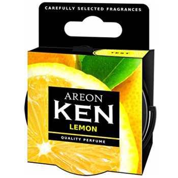 خوشبو کننده خودرو  آرئون مدل Ken با رایحه Lemon