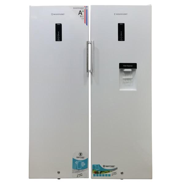 یخچال و فریزر دوقلو وست پوینت مدل WVMC-2619.ERK-WNMC-3619ERWDK