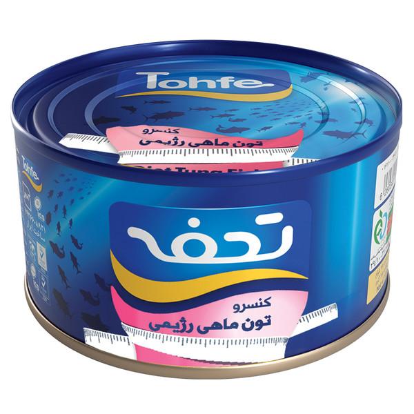 کنسرو ماهی تون رژیمی تحفه - 180 گرم