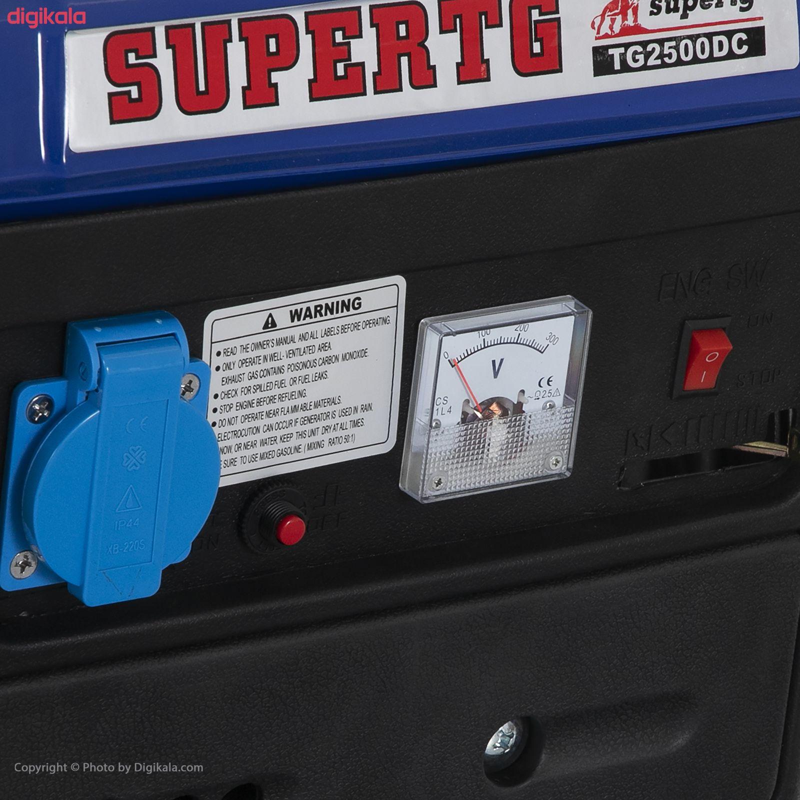 موتور برق سوپر تی جی مدل TG2500DC main 1 4