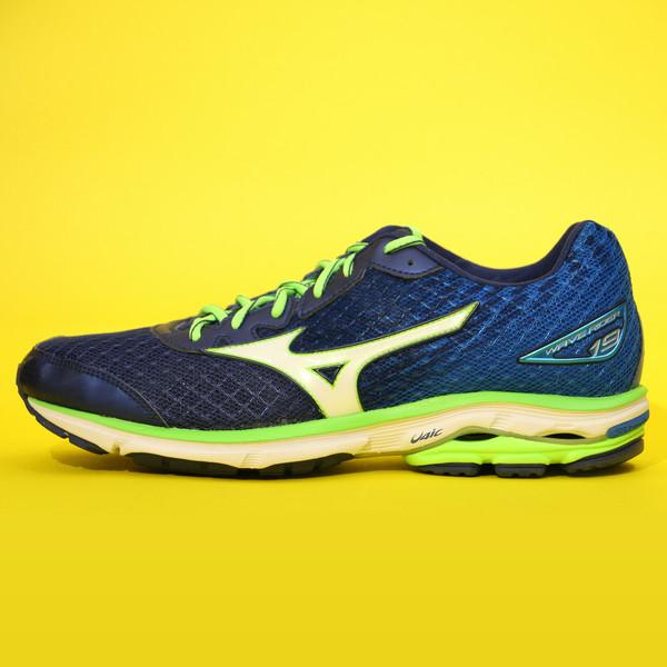 کفش پیاده روی مردانه میزانو مدل WAVE RIDER 19 کد J1GC160302