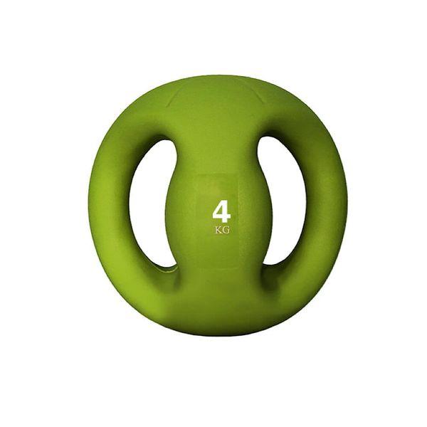 توپ مدیسن بال مدل دسته دار DSH04 وزن 4 کیلوگرم