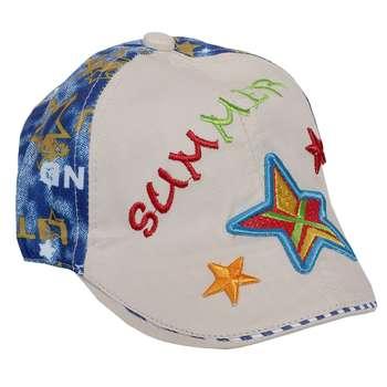کلاه کپ پسرانه مدل a4