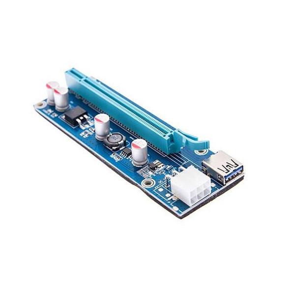 رایزر گرافیک تبدیل PCI EXPRESS X1 به X16 مدل 009s
