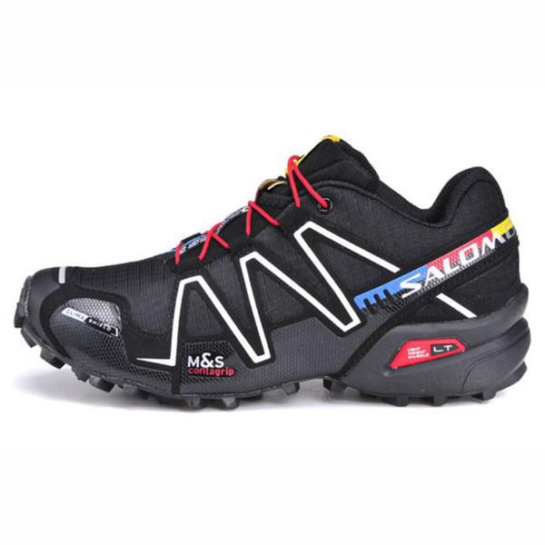 کفش پیاده روی زنانه سالومون مدل speed cross 3 - 854196
