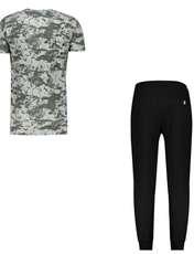 ست تی شرت و شلوار مردانه کد 111213-3 -  - 2