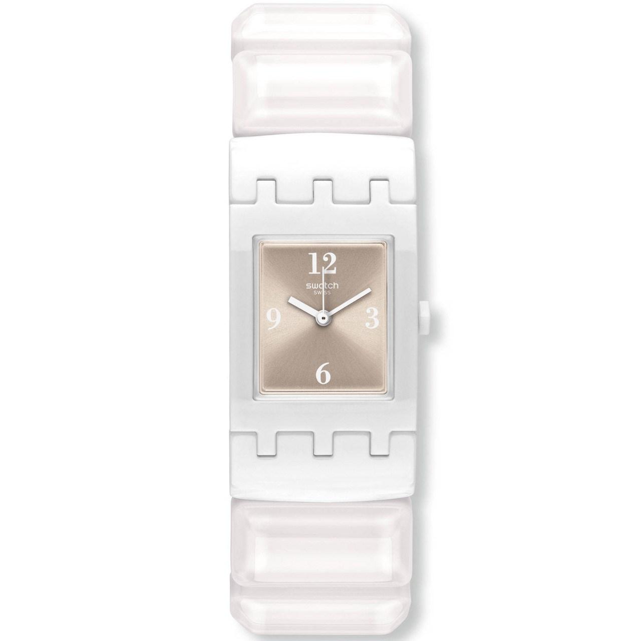 ساعت مچی عقربه ای زنانه سواچ مدل SUBW113A 46