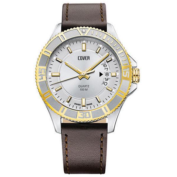 ساعت مچی عقربه ای مردانه کاور مدل Co36.06