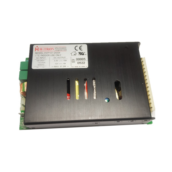 آداپتور سوئیچینگ 3.3 ولت ۱۵ آمپر هیترون مدل HVP101-D033L