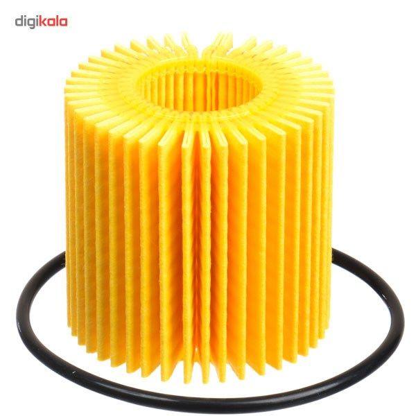 فیلتر روغن موتور تویوتا جنیون پارتس مدل 37010-04152 main 1 1