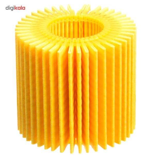فیلتر روغن موتور تویوتا جنیون پارتس مدل 37010-04152 main 1 2