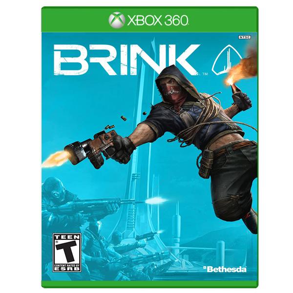 بازی BRINK مخصوص Xbox 360