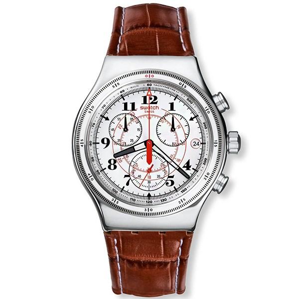 ساعت مچی عقربه ای مردانه سواچ مدل YVS414 45