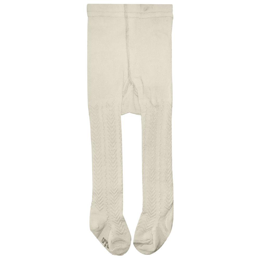 جوراب شلواری دخترانه پاتن کد CR03