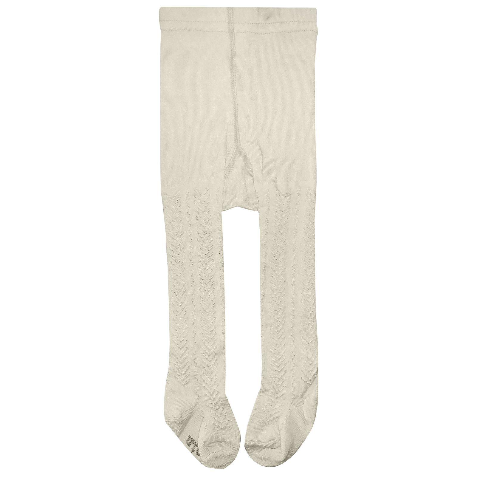 جوراب شلواری دخترانه پاتن کد CR03 -  - 2