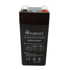 باتری سیلد اسید 4 ولت مدل یورونت