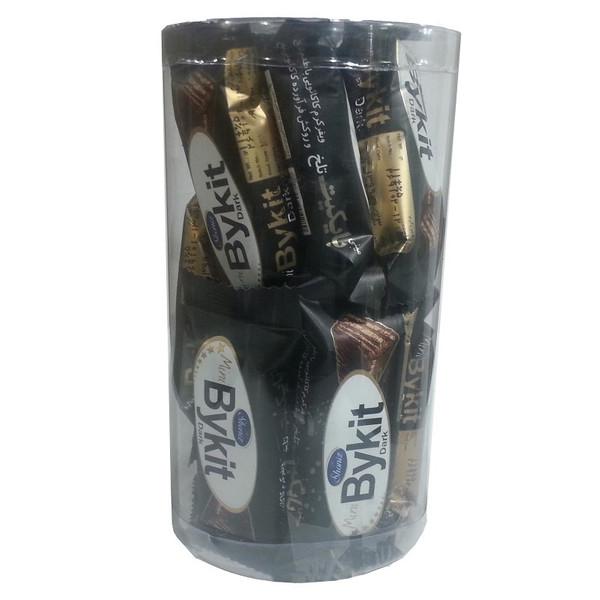 مینی ویفر شکلاتی بایکیت تلخ شونیز - 200 گرم