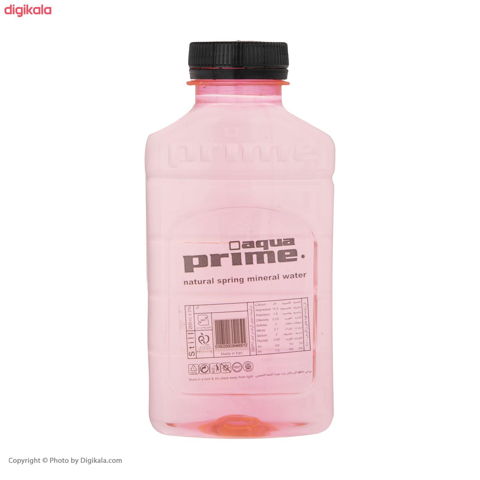 آب معدنی آکوا پرایم - 200 میلی لیتر بسته 18 عددی main 1 5