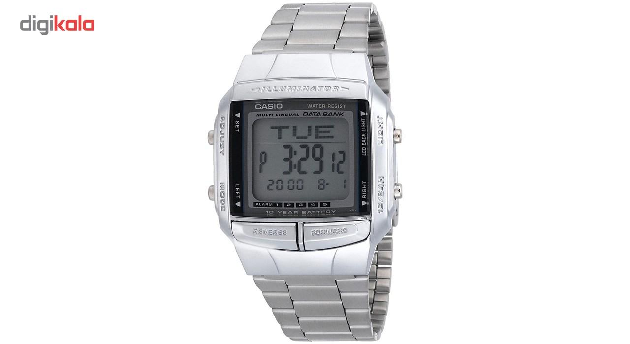 خرید ساعت مچی دیجیتال مردانه کاسیو مدل DB-360-1ADF | ساعت مچی