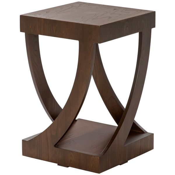 میز عسلی نیک آذین مدل زیگون کد W2