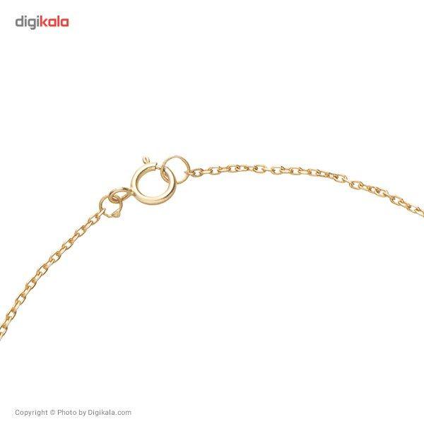 دستبند طلا 18 عیار ماهک مدل MB0141 - مایا ماهک -  - 1