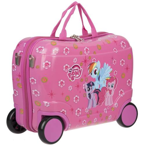 چمدان کودک مدل My Little Pony