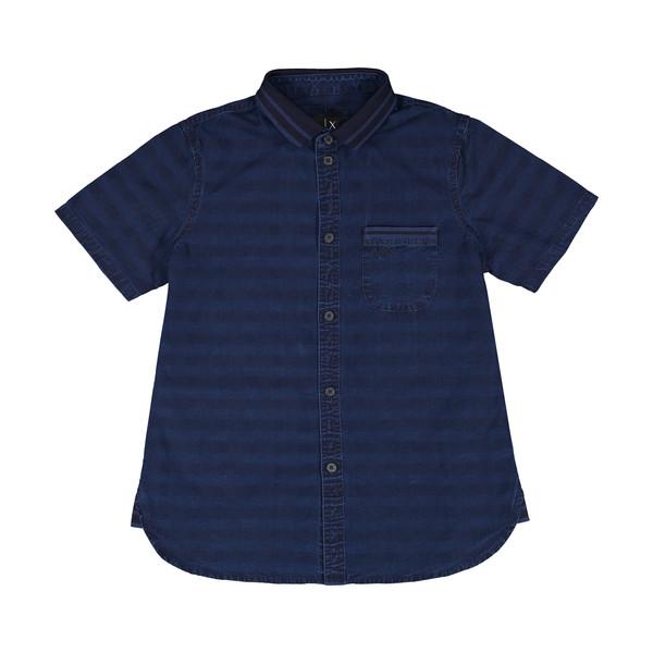 پیراهن پسرانه آرمانی اکسچنج مدل 3ZKC50ZNDFZ-1500