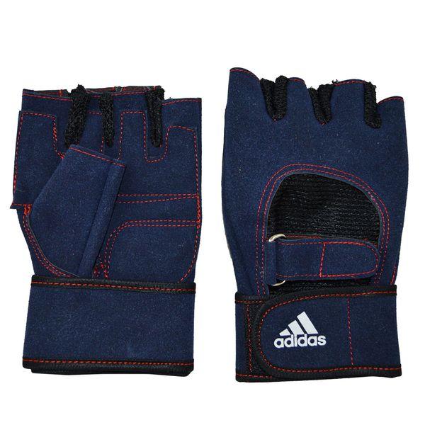 دستکش بدنسازی آدیداس مدل ad10