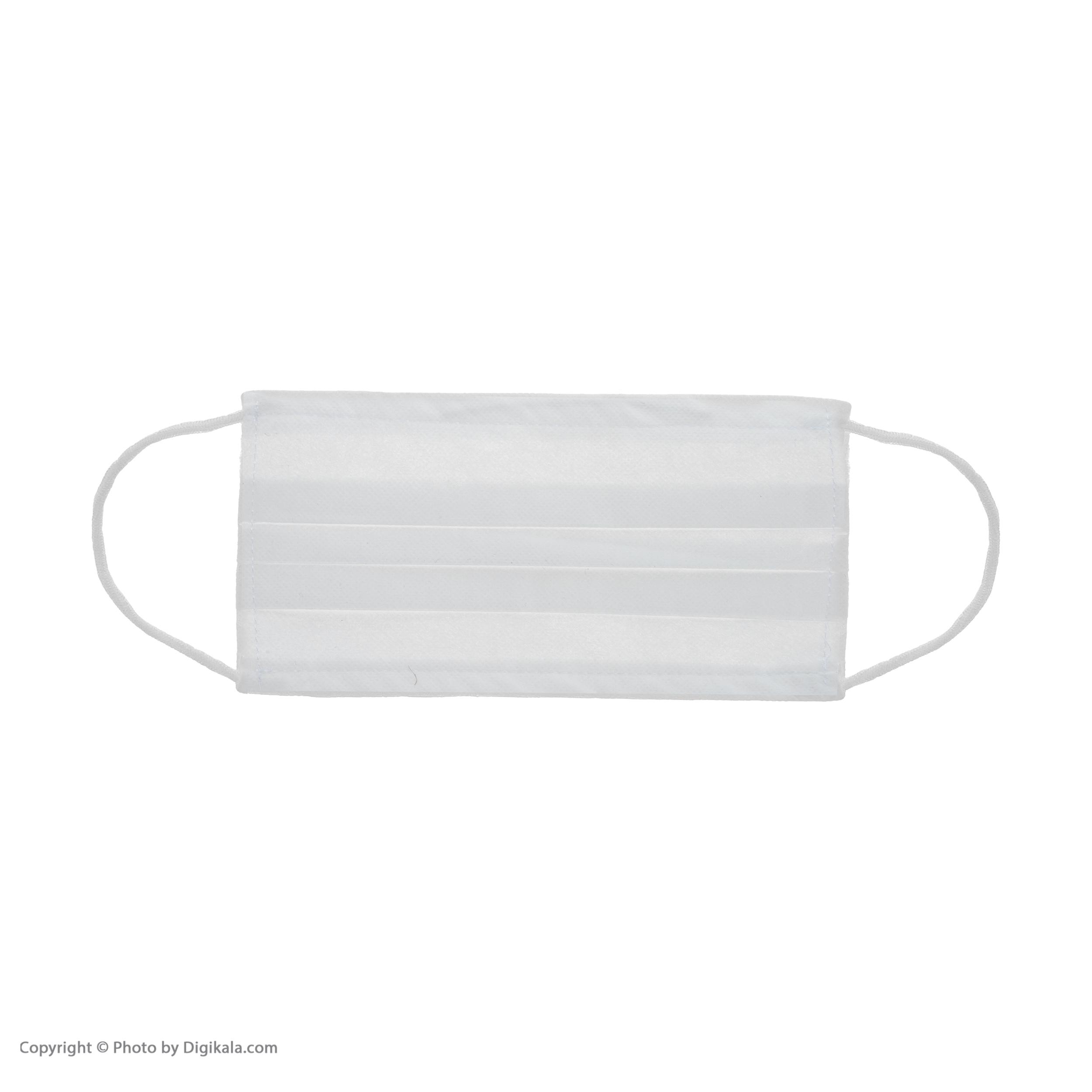 ماسک تنفسی مدل M03 بسته 50 عددی