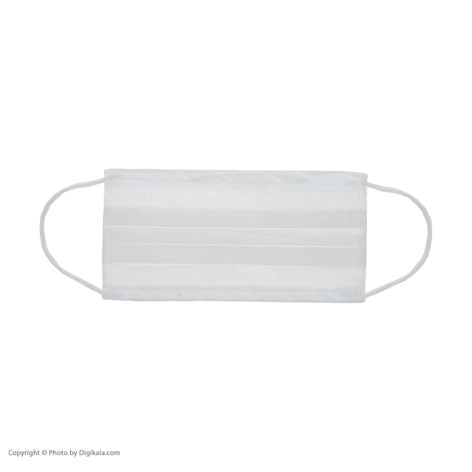 ماسک تنفسی مدل M03 بسته 50 عددی main 1 2