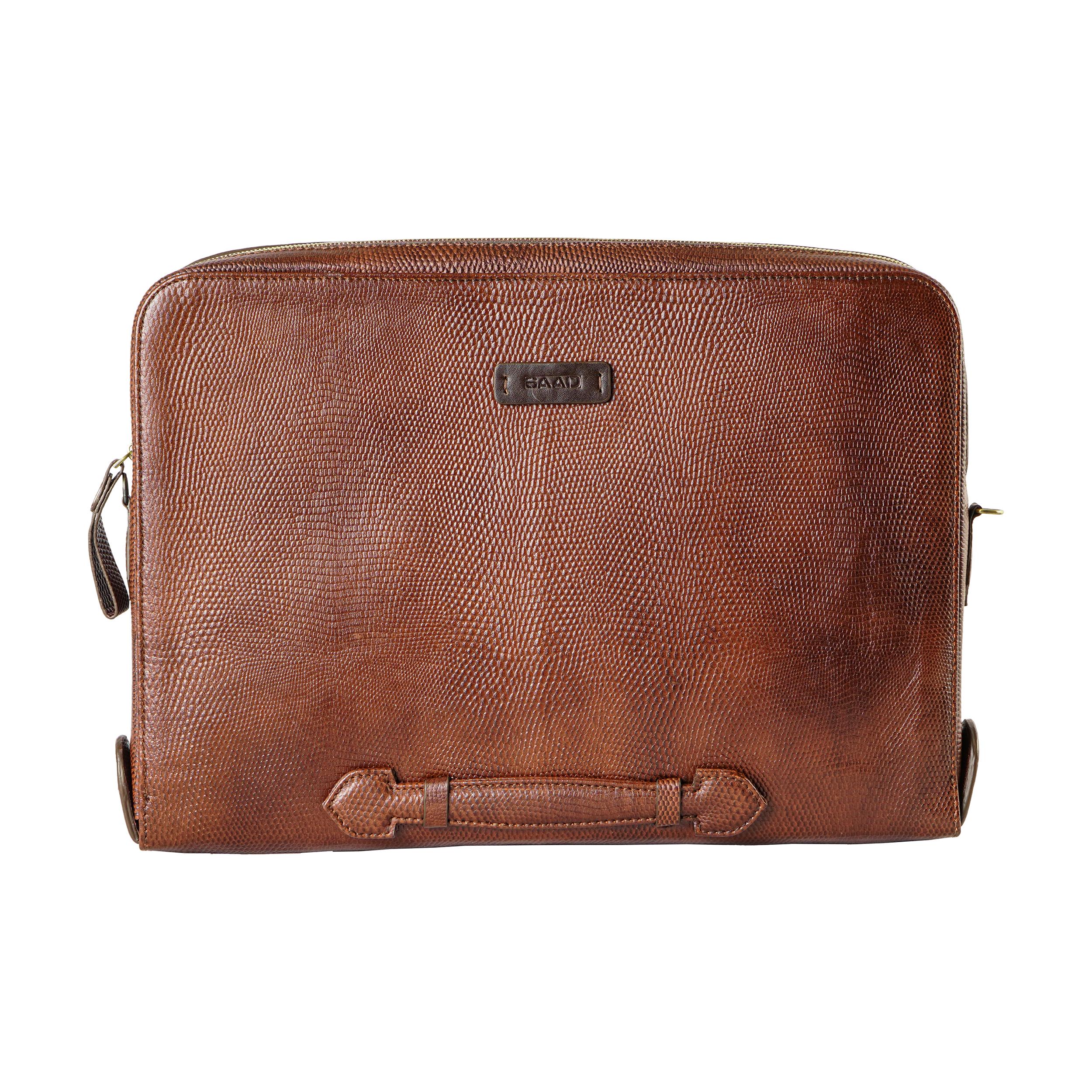 کیف دستی مردانه صاد کد AS1907