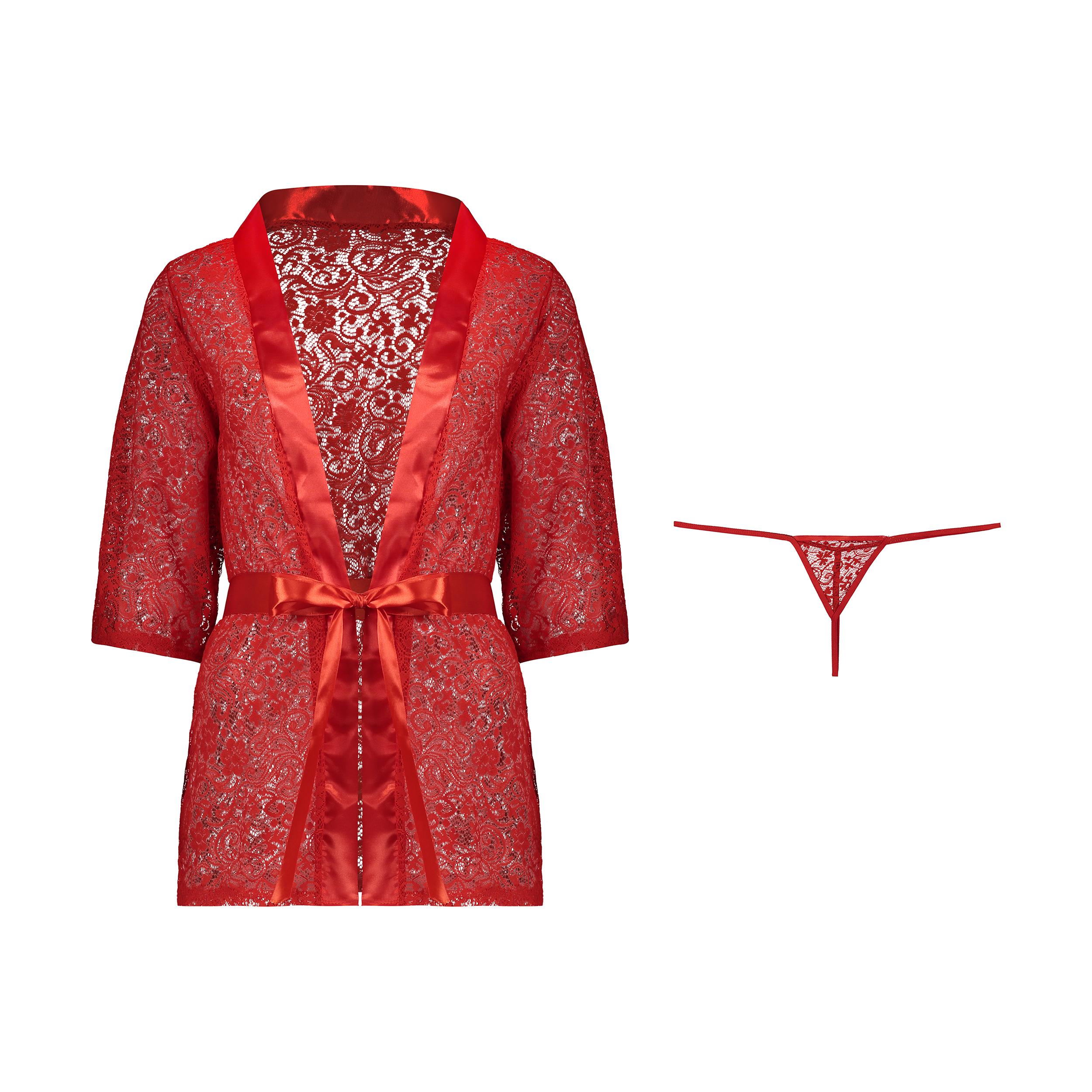 لباس خواب زنانه مدل پروانه کد 10