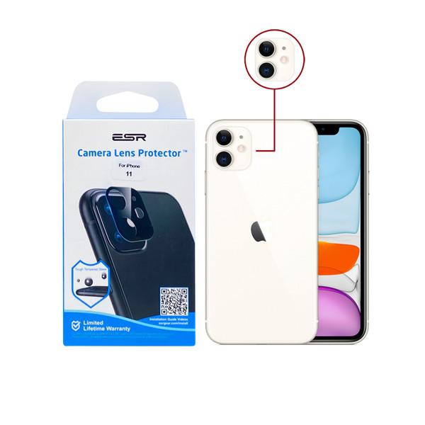 محافظ لنز دوربین اي اِس آر مدل FCR مناسب برای گوشی موبایل اپلiPhone 11