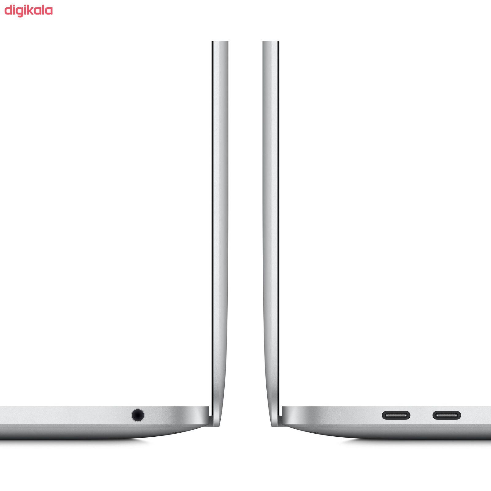 لپ تاپ 13 اینچی اپل مدل MacBook Pro MYDA2 2020 همراه با تاچ بار  main 1 3