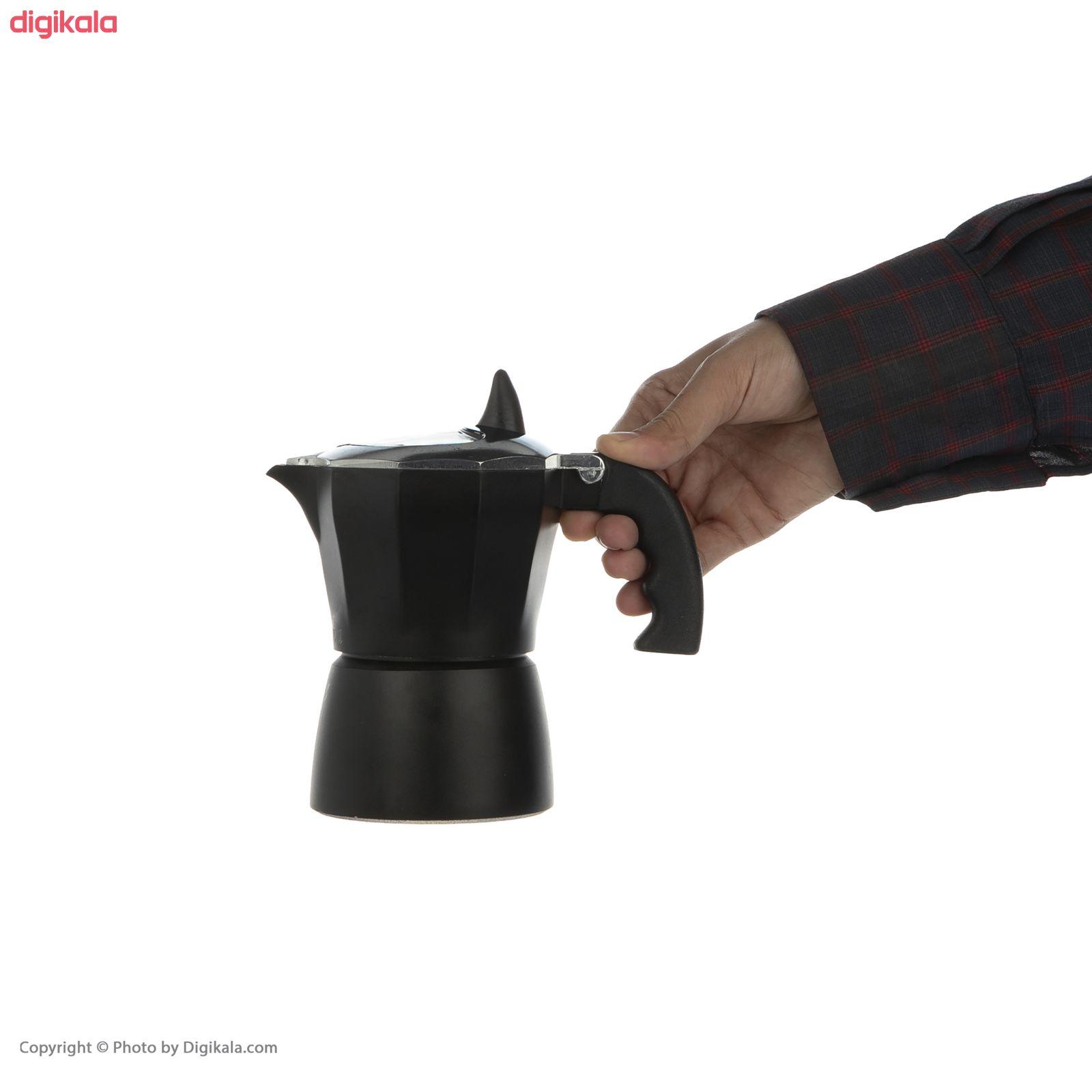 قهوه ساز جنوا مدل K1C main 1 9
