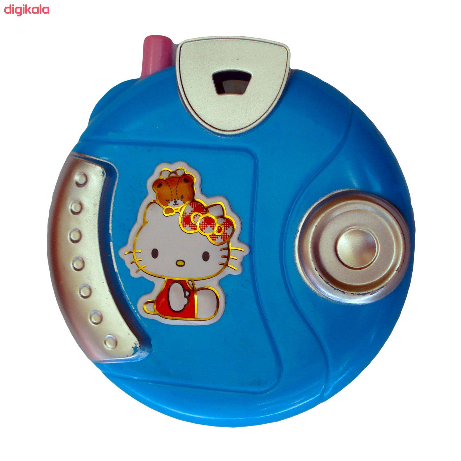 اسباب بازی دوربین عکاسی مدل CAT کد BC-11 main 1 1