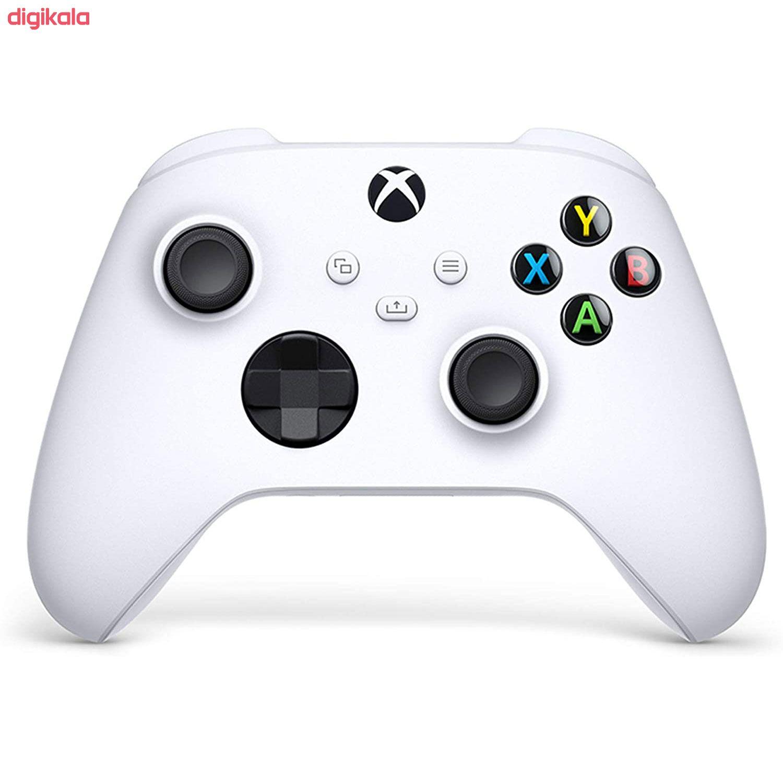 کنسول بازی مایکروسافت مدل XBOX SERIES S ظرفیت 512 گیگابایت main 1 8