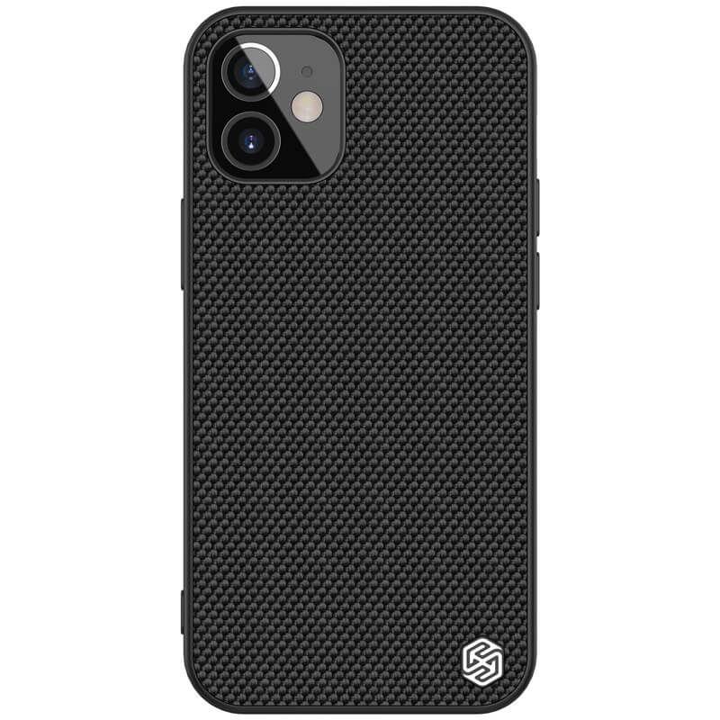 کاور نیلکین مدلTextured مناسب برای گوشی موبایل اپل Iphone 12 Mini