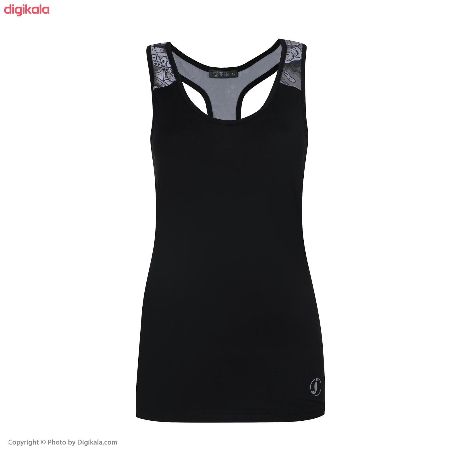 ست تاپ و شلوارک ورزشی زنانه کد jog main 1 2