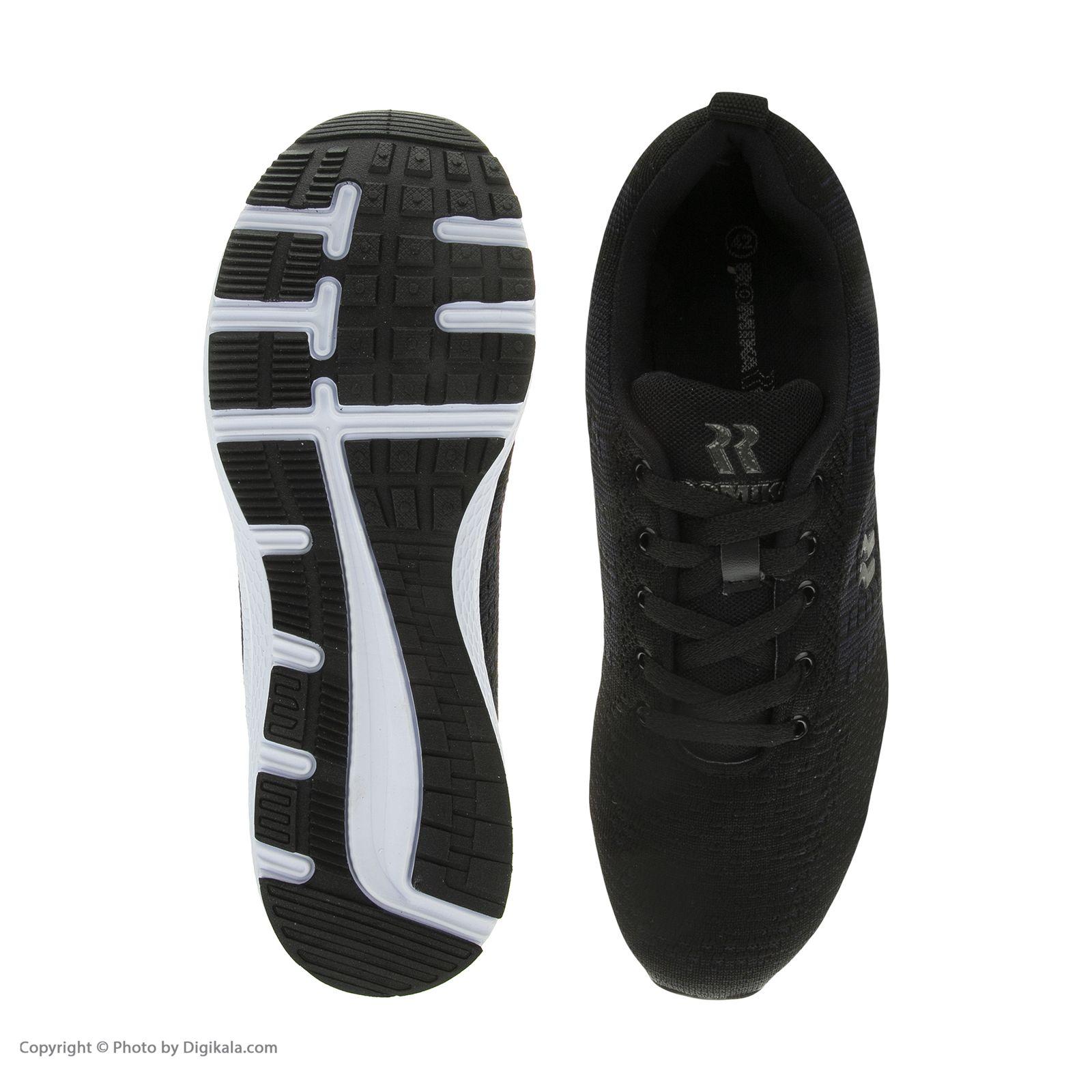 کفش پیاده روی مردانه رومیکا مدل 7r10a-black -  - 7