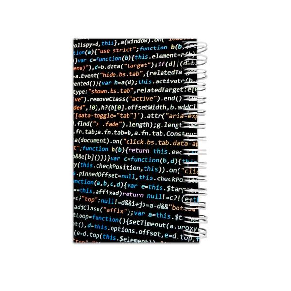 دفترچه یادداشت مدلto do list طرح کد نویسی و برنامه نویسی کد 1873452