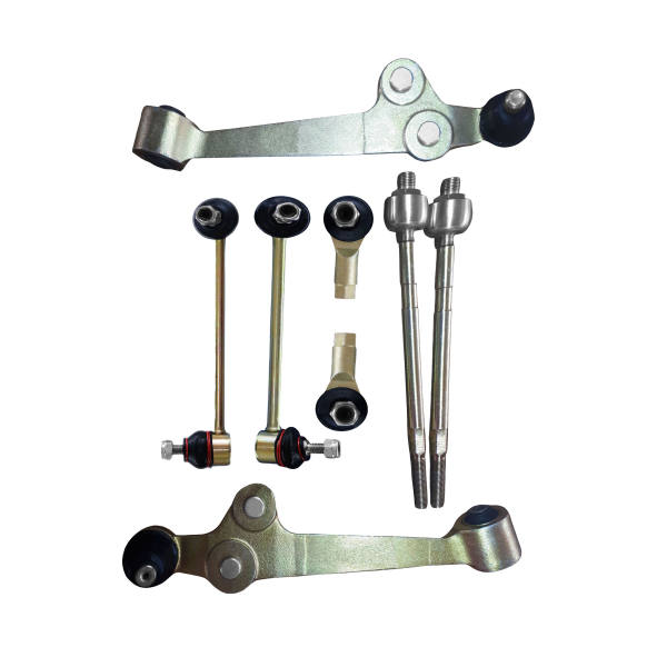 قطعات جلوبندی خودرو مدل امین مناسب برایتیبا مجموعه 8 عددی