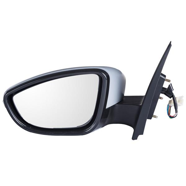 آینه بغل چپ مدل A8202100  مناسب برای خودروهای لیفان